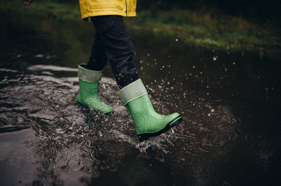 Deszczowe lato 2017