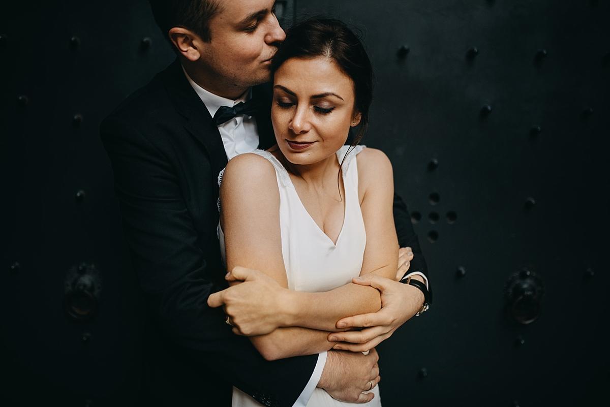 Sesja poślubna w Barcelonie
